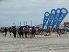 Vândalos quebram duchas para banhistas em Praia de Leste