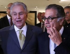 Juvenal Juvêncio e Carlos Miguel Aidar votação São Paulo