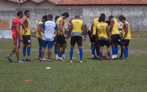 Maranhão não terá mais reforços para a Copa União (Foto: Bruno Alves/Globoesporte.com)