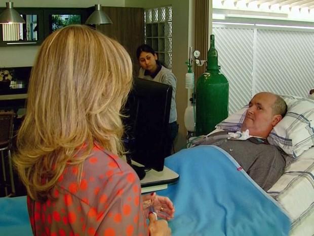 Médico de São Sebastião do Paraíso, MG (Foto: Luciano Tolentino / EPTV)