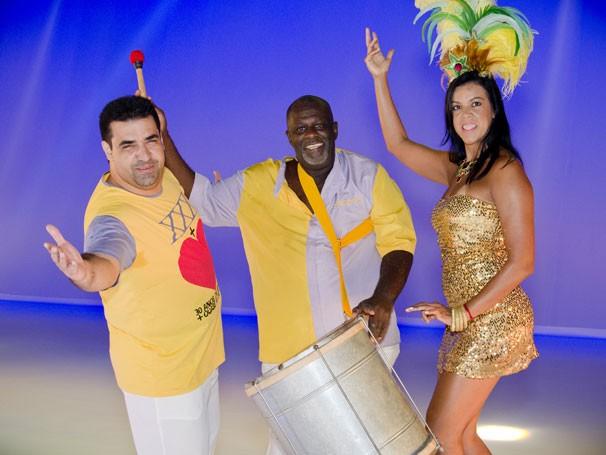 Simpatia é Quase Amor participa da campanha 'Se Beber Não Dirija' (Foto: Divulgação/ Globo)