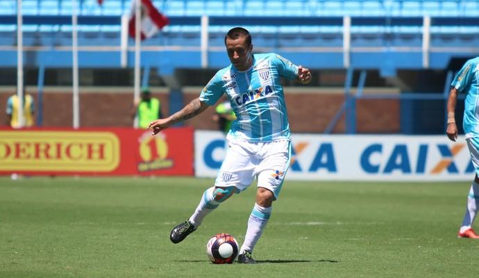 Gustavo Santos Avaí (Foto: Jamira Furlani/Avaí FC)