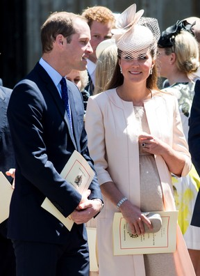 Kate Middleton (Foto: Agência Getty Images)