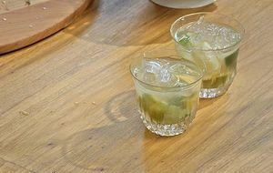 Caipirinha de três Limões: receita da Carolina Ferraz