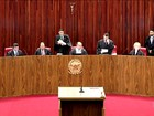 Ministros se dividem sobre inclusão de delações no julgamento da chapa