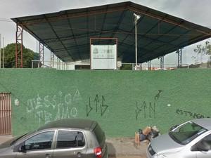 Escola onde o caso foi registrado em Bragança Paulista. (Foto: Reprodução/Google Street View)