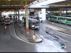 Porteiro perde voo para Fortaleza após paralisação dos ônibus