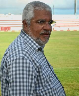 Sílvio Santos, Sergipe (Foto: João Áquila / GloboEsporte.com)