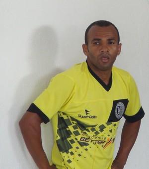Ivan, atacante do ASA (Foto: Leonardo Freire/GloboEsporte.com)