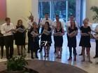 Coral com diplomatas e embaixadores se apresenta nesta quinta em Brasília