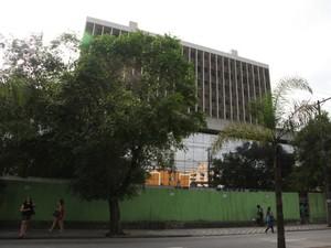 Hospital dos Estivadores em Santos (Foto: Isabela Carrari/Prefeitura de Santos)