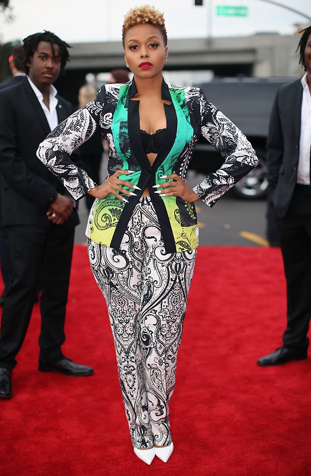 Chrisette Michelle (Foto: Getty Images)