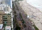 FOTOS: bloco Simpatia é Quase Amor (Alexandre Durão/G1)