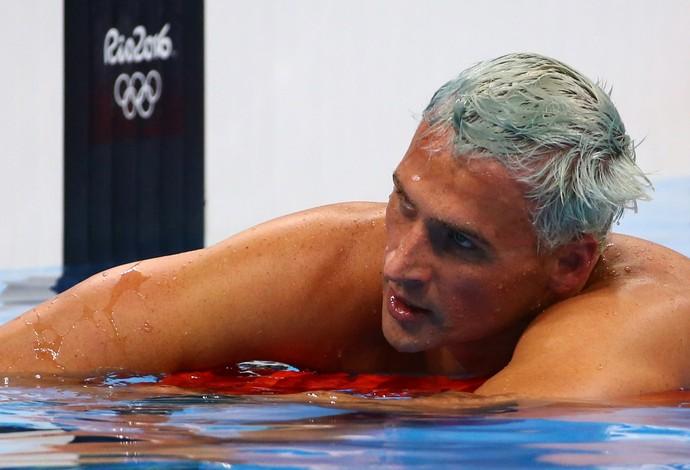 Nadador Ryan Lochte, dos Estados Unidos (Foto: Reuters)
