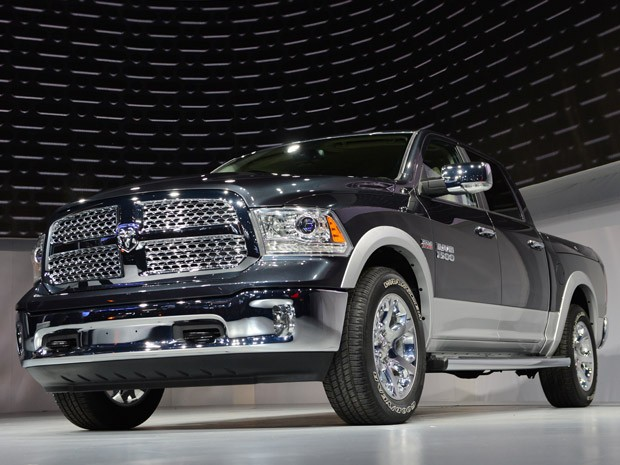 ram 1500 (Foto: Andrew Burton/Getty Images/AFP)