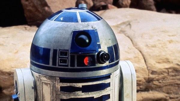 R2-D2 em cena de Star Wars: Episódio IV - Uma Nova Esperança (1977) (Foto: Reprodução)