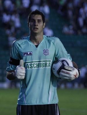 Dalton, goleiro do Paysandu (Foto: Divulgação/Facebook)