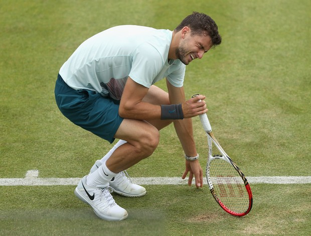 Grigor Dimitrov Queen's segunda rodada tênis (Foto: Getty Images)