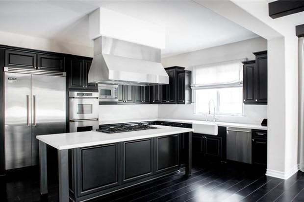 Cozinha  (Foto: Reprodução/ Compass)