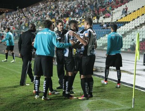 Gabriel Fluminense x Santos (Foto: Gilson Borba/Futura Press)