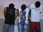 Grupo bate carro roubado, tenta fugir, mas um morre e 3 são presos em GO