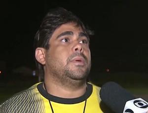 Guilherme Paiva, treinador QI (Foto: Reprodução / TV Cabo Branco)