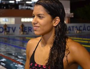 Sarah Marques vai disputar as eliminatórias do Desafio  (Foto: Felipe Martins/GLOBOESPORTE.COM)