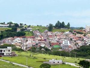 Lavras, MG (Foto: Reprodução EPTV/Tarciso Silva)