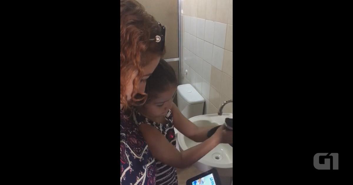 4d91954a6 G1 - No AC, aplicativo para autistas ajuda crianças a fazerem atividades  diárias - notícias em Acre