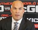"""Ex-campeão do UFC, Tito Ortiz busca título do Bellator: """"Não é por dinheiro"""""""