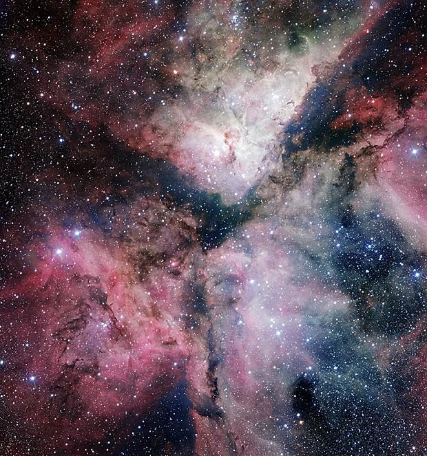 Nebulosa ESO (Foto: ESO/Divulgação)