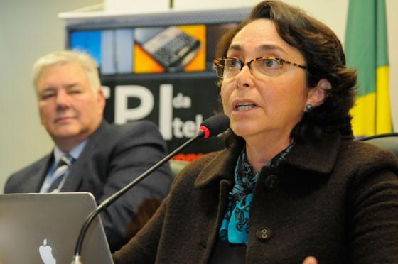 Flávia Lefrève, representante do terceiro setor no Comitê Gestor da Internet no Brasil (Foto: Marcelo Bertani/Agência ALRS)