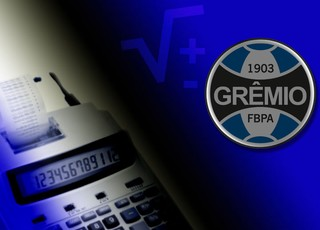 Calculadora do Grêmio (Foto: Arte / GloboEsporte.com)