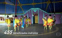 Em Goiás, circo transforma vidas