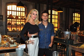 Bruno Gagliasso e Giovanna Ewbank (Foto: Roberto Teixeira / EGO)