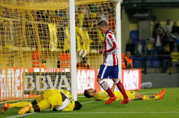 BLOG: Atlético vence o Villarreal com belo gol de Niño Torres e drama de goleiro adversário