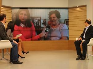 Sartori governo RS entrevista Jornal do Almoço (Foto: Paula Menezes/G1)