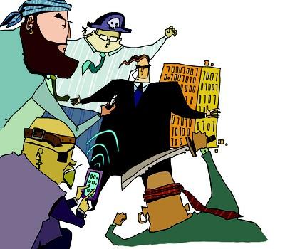 Defenda-se de vilões externos e internos que trazem riscos para o negócio (Foto: Beto Uechi / Pingado)