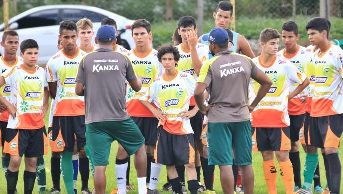 Luverdense, sub-17 (Foto: Maico Gaúcho/Luverdense Esporte Clube)