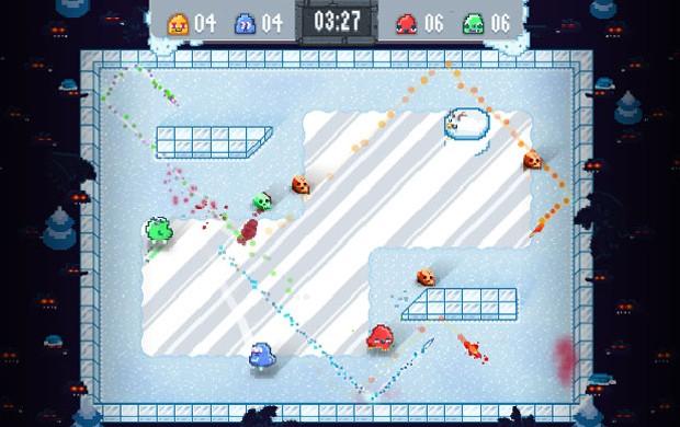 Campus Party 2015 terá torneio do game brasileiro 'Porcunipine' (Foto: Divulgação/Big Green Pillow)