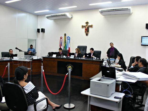 Sessão aconteceu na manhã desta sexta-feira (11) (Foto: Diego Toledano/ G1 AM)