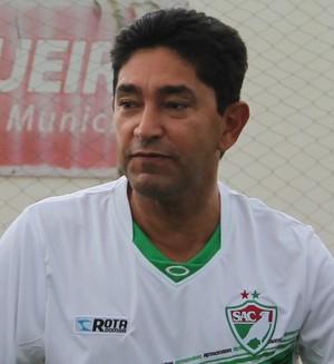 Sérgio China  (Foto: Emerson Rocha)