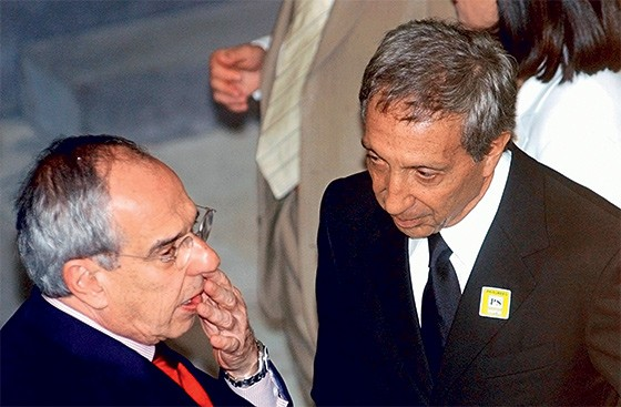 Márcio Thomaz Bastos e Abilio Diniz  (Foto: ABR)