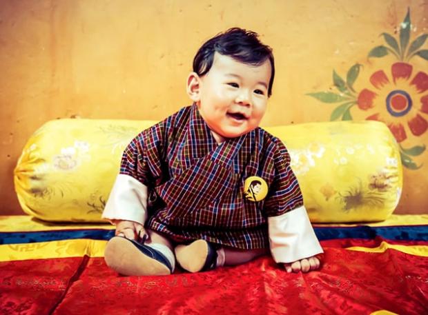 Jigme Namgyel Wangchuck (Foto: Reprodução/ Rei Jigme Khesar Namgyel Wangchuck )