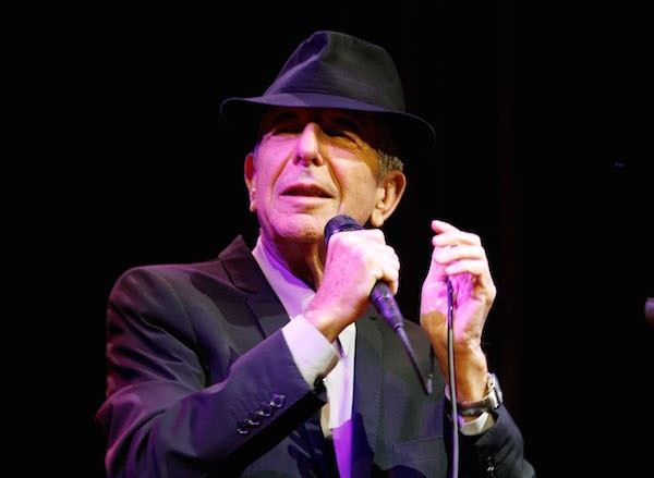 O músico Leonard Cohen (Foto: Getty Images)