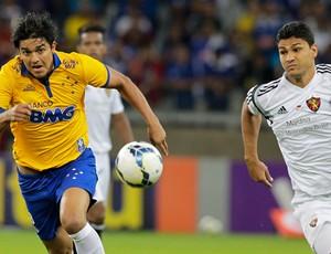 Marcelo Moreno e Ferron Cruzeiro x Sport (Foto: Getty Images)