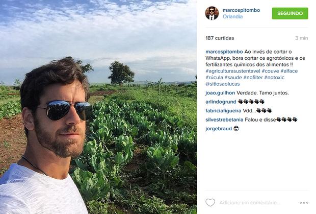 Marcos Pitombo (Foto: Reprodução/Instagram)