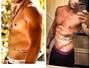 Ex-BBB Junior mostra mudança no corpo em 4 meses: 'Surpreendente'