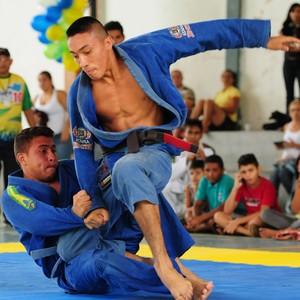Jiu-jitsu Amazonas (Foto: Emanuel Mendes Siqueira)