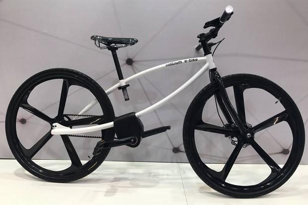 EDG Niobium e-Bike (Foto: Reprodução / Facebook)
